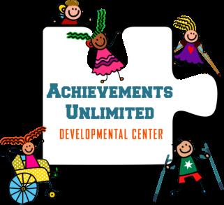 ACHIEVEMENTS UNLIMITED DEVELOPMENTAL CENTER logo